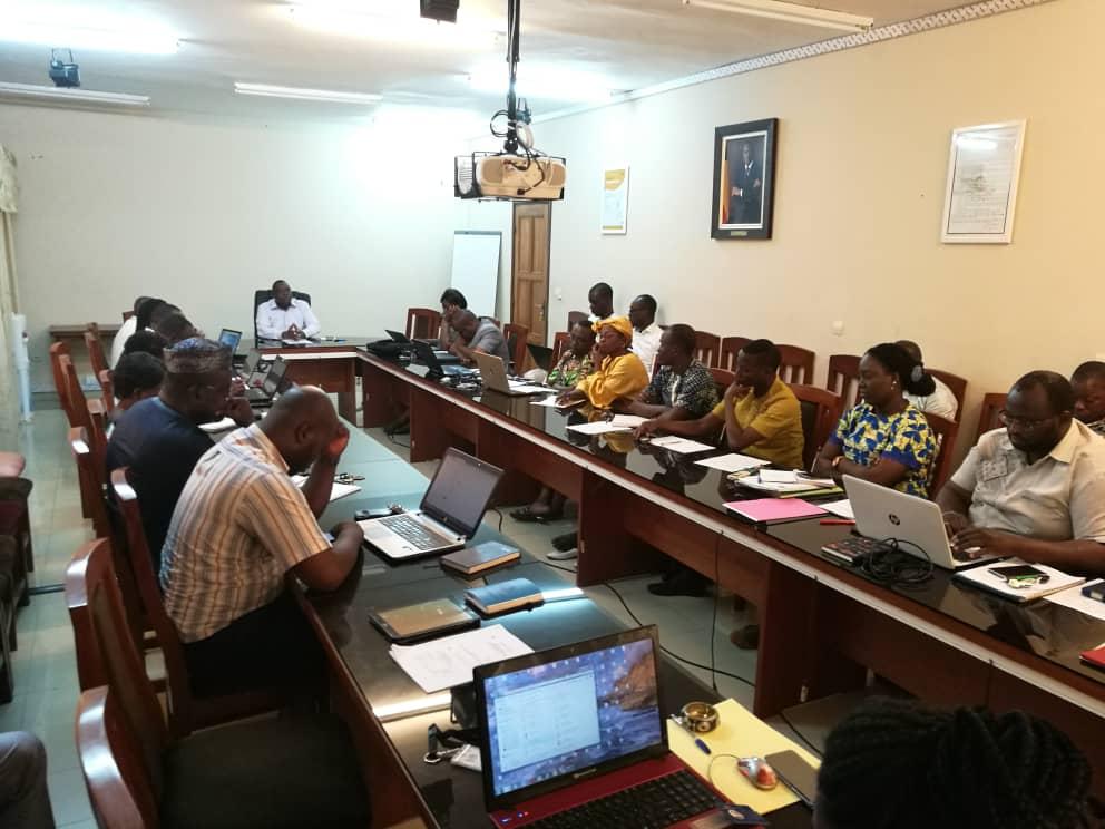 Monitoring du Plan de Travail de l'ANAC