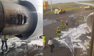 Dakar : incident sur Ethiopian Airlines