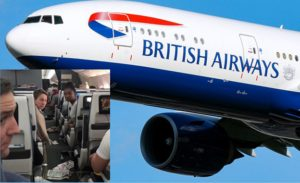 Turbulences sur British Airways : 14 blessés