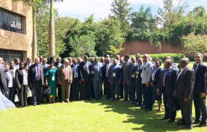 Ouverture de la 31e Session plénière extraordinaire de la Commission Africaine de l'Aviation Civile