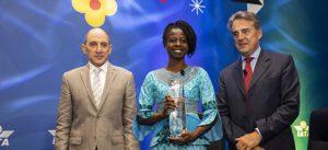 IATA-Distinction : La Camerounaise Fadimatou Noutchemo Simo, sur le toit de l'aviation civile mondiale