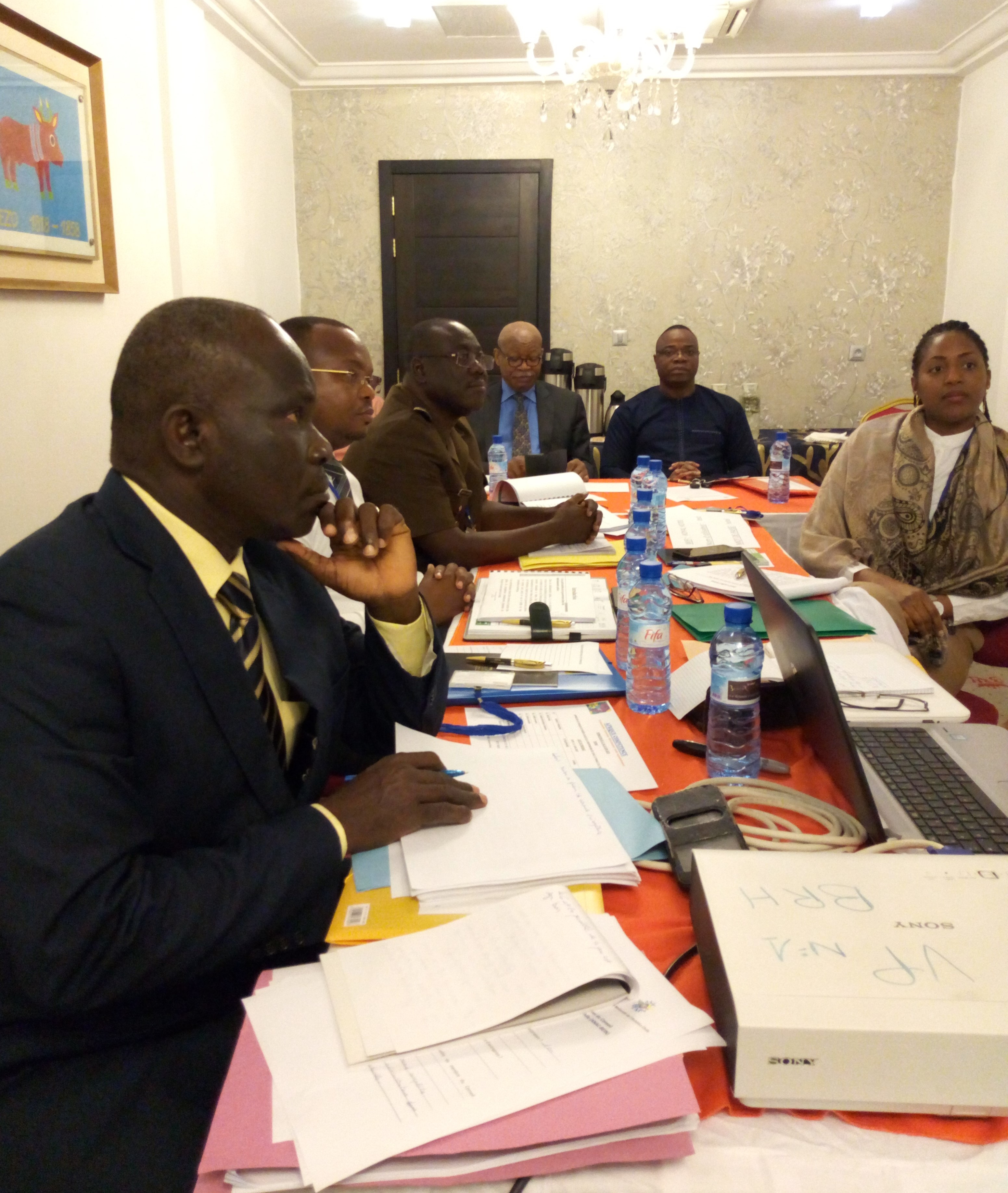 FORMATION  DES ADMINISTRATEURS DE L'ANAC