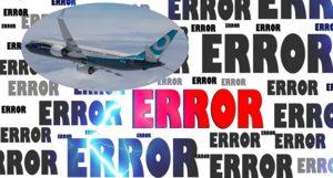 Boeing reconnait une « erreur » sur les alarmes des MAX