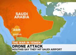 Attaque au drone contre un aéroport saoudien : un mort