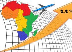 Trafic aérien : le marché africain croît, mais deux fois moins vite que la moyenne mondiale